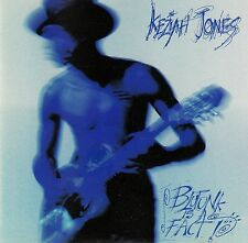 KEZIAH JONES : BLUFUNK IS A FACT / CD - TOP-ZUSTAND
