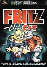 Fritz the Cat (DVD, 2001, Avant-Garde Cinema)
