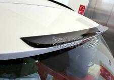 P Style Real Carbon Fiber Rear Spoiler Roof Spoiler For BMW F15 X5 2014UP B145