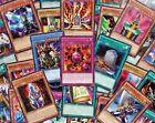 Yu-Gi-Oh! 50 Cards Lot with Rares & Holos (No Duplicates)