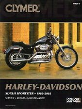 1986-2003 Harley XL XLH Sportster Clymer Repair Service Workshop Manual M4295