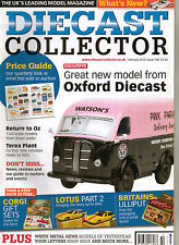 DIECAST COLLECTOR Magazine Feb 2010 #148 Oxford Diecast Austin K8 Van Lotus