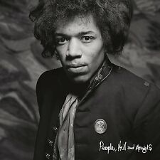 Jimi Hendrix -  People, Hell And Angels, SACD Neu