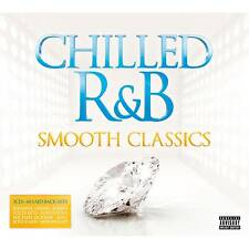 Chilled R&B Smooth Classics 3CD NEW/SEALED Rihanna Michael Jackson 2Pac Usher