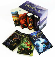 Harry Potter Special Complete Collection Paperback 7 Books Box Set J. K. Rowling
