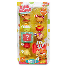 NUM NOMS DELUXE PACK SERIES 2 DINER JUMBO COMBO BRAND NEW IN BOX
