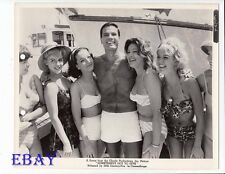 Tom Tryon barechested VINTAGE Photo Something Got To Give