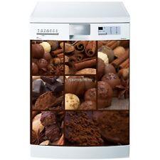 Magnet lave vaisselle Chocolat 60x60cm réf 615 615