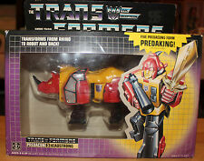 Transformers G1 Generation 1 Decepticon Headstrong Combiner to Predaking MISB