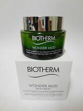 Biotherm Wonder Mud Skin-Bet Oxygenating Resurfacing Mask 75ml new in box