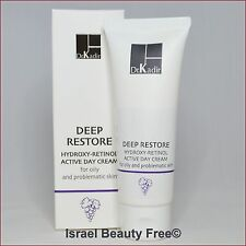 Dr. Kadir Deep Restore Hydroxy Retinol Day Cream for Oily and Problematic Skin
