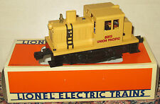 Locomotive diesel Industrial Switcher Union Pacific 3 rails échelle O Lionel