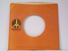 3-MONUMENT RECORD COMPANY 45's SLEEVES LOT # 322