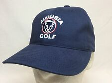 NEW AUGUSTA GOLF CAP HAT NAVY TAILORED BY AMERICAN NEEDLE