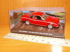 AMC HORNET 1:43 THE MAN WITH THE GOLDEN GUN JAMES BOND 007 CAR