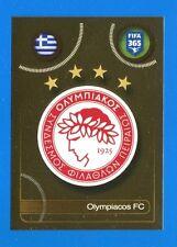 FIFA 365 2016-17 Panini 2017 Figurina-Sticker n. 357 - SCUDETTO OLYMPIACOS-New