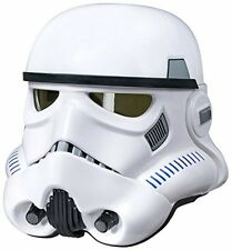 Star Wars Series Rogue One NEW Imperial Stormtrooper Voice Black Changer Helmet