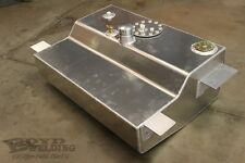 Boyd Welding C10 Aluminum Fuel Tank, Bed Fill, Carb, w/Extra, 55-59 GM Truck