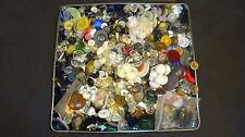 Job Lot Of Mixed Buttons           (lot 1)                     (C1)