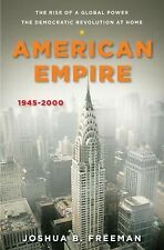 American Empire: The Rise of a Global Power, the Democratic Revolution-ExLibrary