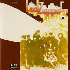 CD - Led Zeppelin - Led Zeppelin II - #A1533