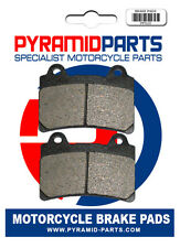 Yamaha XVZ 1300 TF Royal Star Venture 1999 Rear Brake Pads