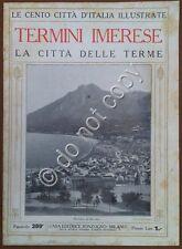 Le cento città d'Italia illustrate - n° 289 - Termini Imerese città delle terme