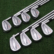 Cobra KING FORGED TEC Irons 4-PW&GW SET - KBS Tour C-Taper Steel Regular - NEW