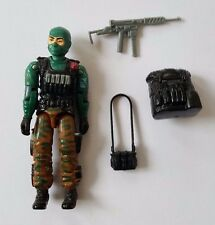 "BEACH HEAD GI Joe 3 3/4"" Figure (Hasbro 1986) Complete"