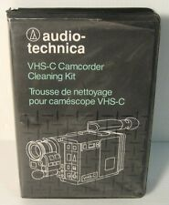 audio technica vhs camcorder clening kit, new factory saled!
