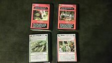 Star Wars CCG Endor Limited BB Common/Uncommon C/UC Full Complete Set SWCCG