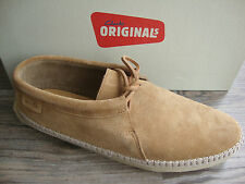 * NEW * CLARKS Originals Drille Mode moccasin wallabees   size 10.5  US 11.5