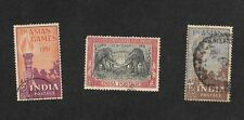 India 1951 Year set used