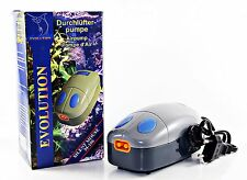 POMPE A AIR AQUARIUM SILENT MOUSE M-106 450 L/H 2 SORTIES