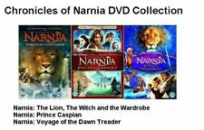 CHRONICLES OF NARNIA TRILOGY 1 2 3 Movie Film BRAND NEW AND SEALED UK R2 DVD