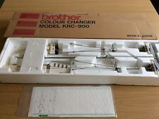 Brother Double Bed 4 Way Colour Changer KRC-900 for Knitting Machine with Ribber