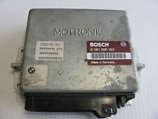 Calculateur ECU BOSCH 0261200163 BMW E30 320I 1987