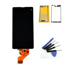 Touch Screen Digitizer LCD Display For Sony Xperia Z1 Mini Compact D5503 +Tool