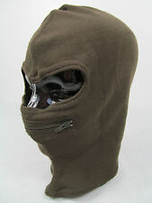NEW Italian Army NATO Olive Green Forces Airsoft Fetish Balaclava Flash Hood