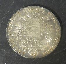 1780 SILVER AUSTRIA MARIA THERESA THALER RESTRIKE COIN
