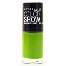 Maybelline Color Show Nail Lacquer #340 Go Go Green