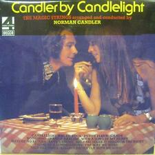 Norman Candler(Vinyl LP)Candler By Candlelight-Decca Phase 4-PFS 4360-U-Ex/Ex