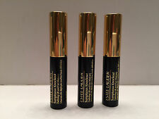 Brand New! 3 x ESTEE LAUDER Sumptuous Knockout lift and fan Mascara 01 Black