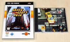 2 PC SPIELE BUNDLE - GTA GRAND THEFT AUTO 1 & 2 - OPEN WORLD KLASSIKER