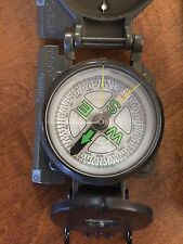 Awesome Quality Compass, survival, army, military camping hiking mapping surplus