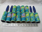 Spic&Span Lint Roller Refill 480 sheets pet hair clothing furniture FREE SHIP!!!