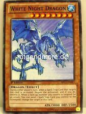 Yu-Gi-Oh - 1x White Night Dragon - Mosaic Rare - BP02 - War of the Giants