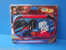 Housse sacoche de Protection Pour la PSP VITA - Sony SUPERMAN Man of Steel