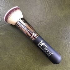 It Cosmetics Heavenly Luxe Flat Top Buffing Foundation Brush #6: USA Seller