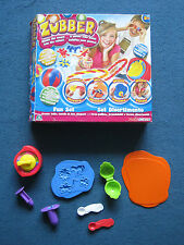 Zubber fun set, moulds and timer only, no pots of zubber included